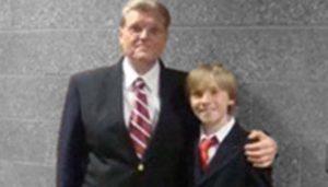 Big Brother Dan and Little Brother Jordan